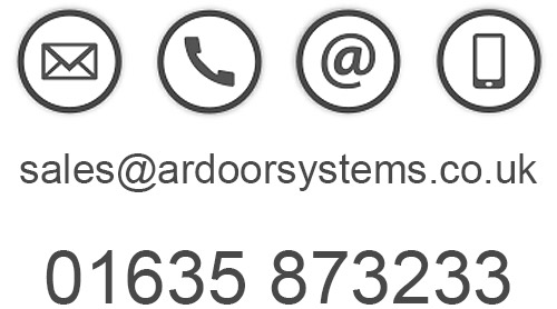 Contact details for AR Door systems