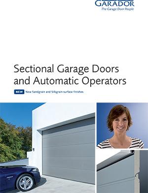 AR Door Systems - Brochures - Garador