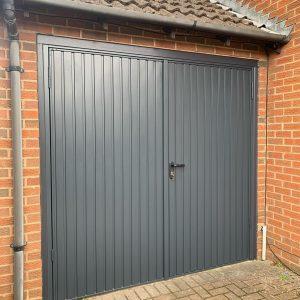 Garador Steel Side Hinged Garage Door