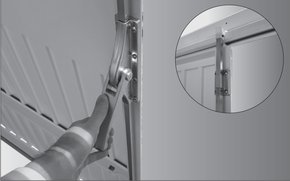 2 Point Locking System
